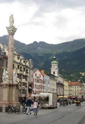 Fabuleuse Innsbruck